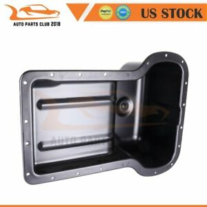 New Engine Oil Pan For 2008 10 Ford F350 Super Duty Truck Turbo Diesel 264 046