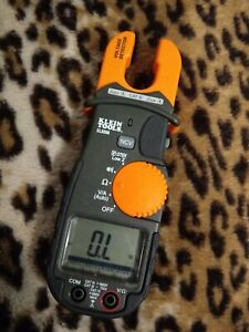 Klein Tools Cl3200 200a Ac Fork Tester