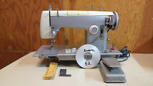 Kenmore 52 Sewing Machine Heavy Duty Leather Upholstery Denim Serviced