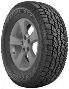 Multi mile Wild Country Radial Xtx Sport All season Radial Tire 215 85r16 115r