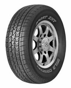 265 70 16 Multimile Wild Country Sport Xht 112s Tire Owl