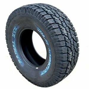 Lt 265 70 17 Wild Country Xtx Sport A t Tire Load C
