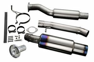 Tomei Expreme Ti Titanium Cat Back Exhaust For 03 09 Nissan 350z
