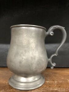James Dixon Sons Sheffield Pewter Mug Stein
