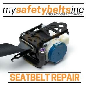 Honda Element Seat Belt Repair Rebuild Reset Recharge Service Fits Honda