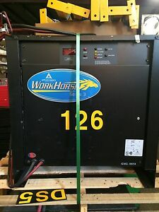 Applied Energy Forklift Industrial Battery Charger Workhorse Series 3