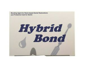 Hybrid Bond Single Bottle Self Etching Light Cured Dentin Bond Universal Dental