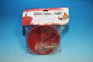 Little Giant 2500 Automatic Game Bird Fountain Waterer Red