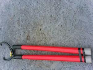 Ab Chance C200t Pole Tongs Excellent Used
