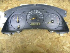 Speedometer Cluster No Floor Console 3 1l Fits 95 96 Lumina Car Or Monte Carlo