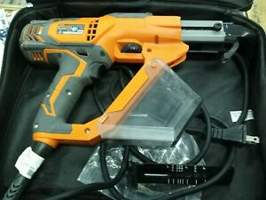 Ridgid R6791 3 Drywall And Deck Collated Screwdriver