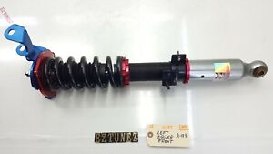 2008 2013 Infiniti G37s Coupe Left Front Lp Street Coilover Oem Megan Racing