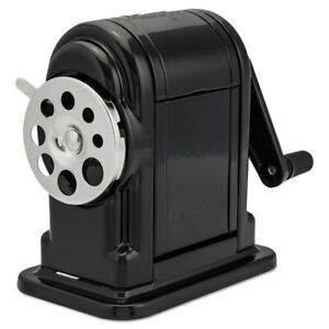 Ranger 55 Classroom Manual Pencil Sharpener Black