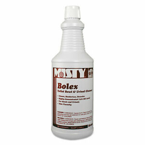 Bolex 23 Percent Hydrochloric Acid Bowl Cleaner Wintergreen 32oz 12 carton