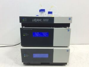 Dionex Ultimate 3000 Rslcnano System Solvent Rack Lc Ms Uhplc