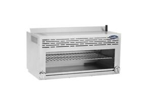 Atosa Atsb 36 Cookrite 36 Salamander Broiler Commercial Restaurant Equipment
