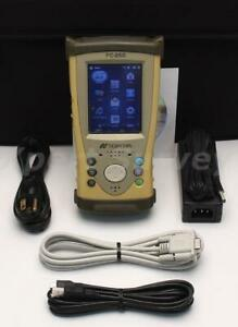Topcon Fc 250 Field Controller Data Collector W Pocket 3d V11 0