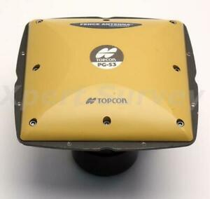 Topcon Pg s3 Gps Geodetic Machine Control Fence Antenna 01 100301 03 Pgs3