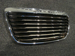 Chrome Grill Assembly For 2011 2014 Chrysler 300 Grille Ch1200351