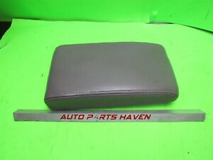 00 05 Century Impala Leather Fold Down Center Console Arm Rest Lid Cover 11