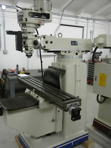 Beautiful Cnc Masters Model Bps 1054 Mill excellent Condition