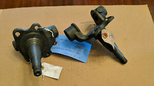 Willys Jeep Jeepster Wagon Truck Steering Knuckles 641037 Rh 641036 Lh
