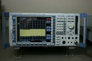 Rohde Schwarz Fsp13 Spectrum Analyzer 9khz 13 ghz Calibrated 30 Day Warranty
