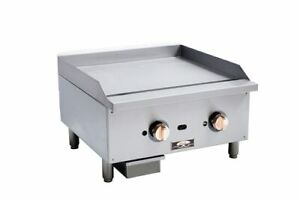 Copper Beech Cbtg 48 48 Thermostatic Gas Griddle Free Freight 1 Year Warranty