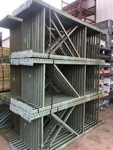Interlake 36 X 102 Pallet Racking