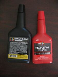Moc Premium Engine Treatment And Fuel Injector Cleaner Set