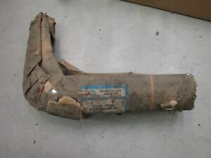 1961 Plymouth Right Front Bumper Nos