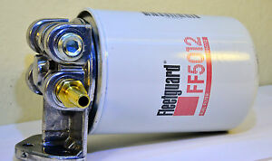 Diesel Remote Mount Ff5012 Fuel Filter Water Separator 1 12