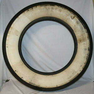 Lester Tire Co Company 7 00 20 6 Ply White Wall Tire Usa Made Les 281