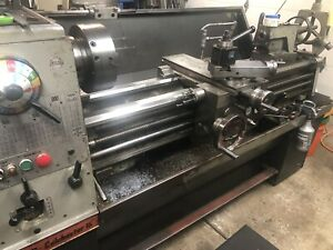 Clausing Colchester 15 Lathe With Tracer