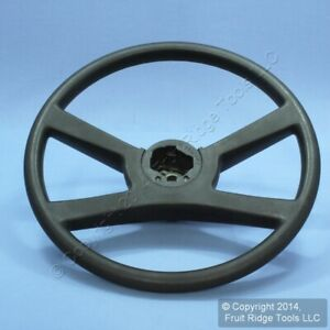 New Gm Oem Black Vinyl Steering Wheel 17984236 For 1989 1993 Chevrolet Astro G20