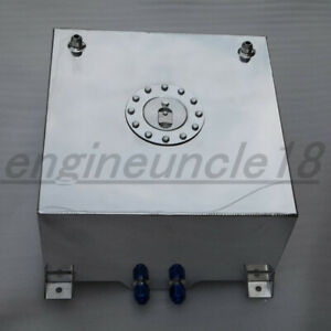 Us Ship Non Sensor Aluminum 40 Litre 10 Gallon Fuel Cell Tank