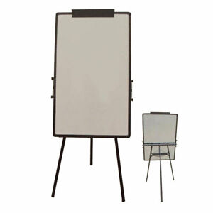 35x24 Magnetic Adjustable Whiteboard Dry Erase Easel Writing Board Tripod Stand