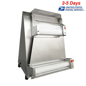 Automatic And Electric Pizza Making Machine Dough Roller Sheeter 110v Machine