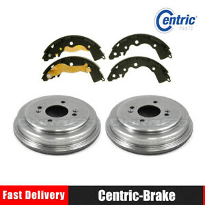 Ap Rear Brake Drums Shoes Oe Replacement For Fits 2006 2011 Hyundai Accent