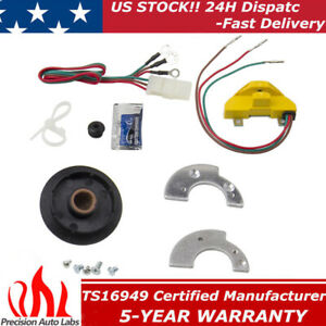 2020 Ignition Conversion Kit direct Fit For Ford Single Point Distributor