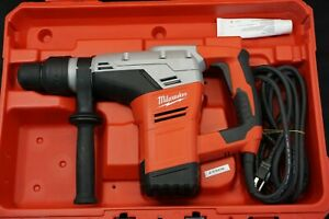 Milwaukee 5317 21 1 9 16 In M18 Sds max Rotary Hammer Drill Bare Tool With Case