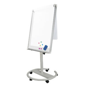 25 X 36 Magnetic Whiteboard Stand Dry Erase Easel Board Height Adjustable