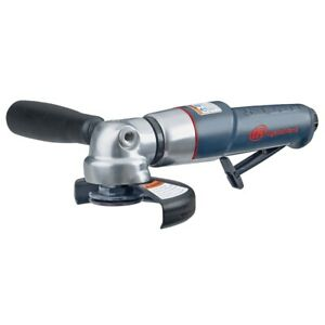 Ingersoll rand 3445max 4 5 Wheel Heavy Duty Air Angle Grinder