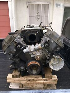 2003 Range Rover Hse 4 4l Engine 100blown Head Gaskets1500mile Old Timing Chains
