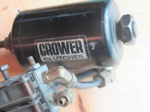 Crower Drag Race Crowerglide Slipper Clutch Solenoid And Switches Top Fuel 426