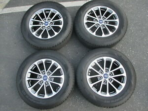 2018 Ford F150 Factory 18 Wheels Tires Oem Rims Expedition 265 60 18 10169