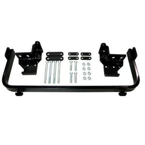 Detail K2 Custom Snow Plow Mount 24 In Universal Recessed Dodge Ram 1500