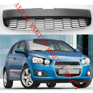 Front Lower Grille Bumper Radiator Grille For Chevrolet Aveo 2011 2016