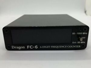 Dragon Fc 6 Digital Frequency Counter