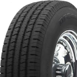 2 New Lt265 70r17 E Bf Goodrich Commercial Ta As2 265 70 17 Tires T a